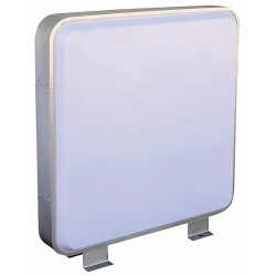 Vanjska neonska reklama, kvadratna 66*66 CM | LQ-17