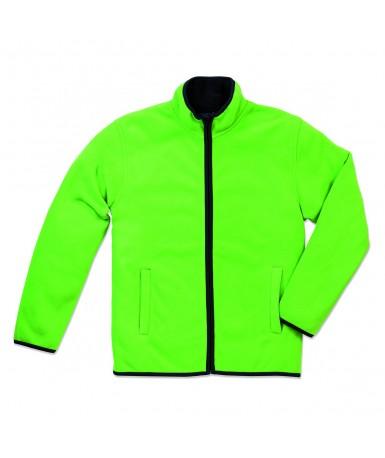Flis jakna za muškarce ST5050KIW (Kiwi Green)