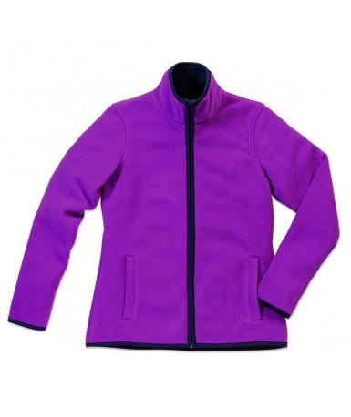 Flis jakna za žene ST5130CUP (Cupcake Pink)