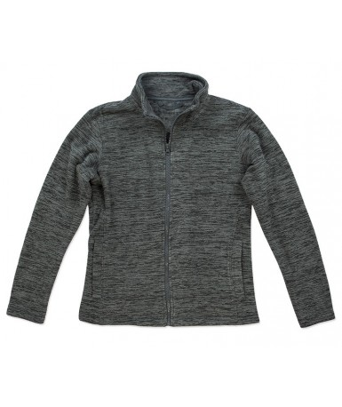 Flis jakna za žene ST5140ANM (Anthra Melange)