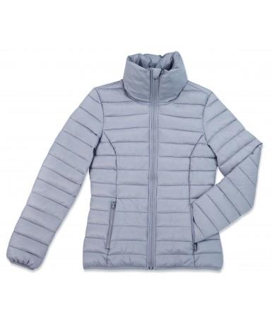Štep-jakna za žene ST5300LGY (Light Grey)