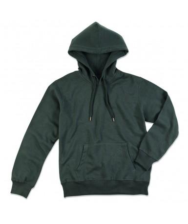 Pamučne majice s kapuljačom za muškarce ST5600SLG (Slate Grey)