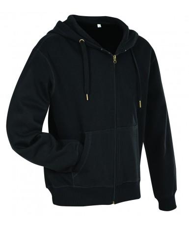 Pamučna jakna za muškarce ST5610BLO (Black Opal)