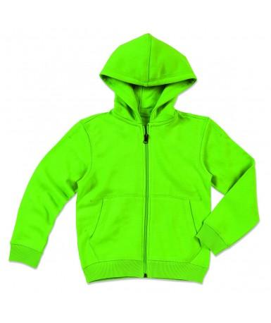 Pamučna jakna za djecu ST5770KIW (Kiwi Green)