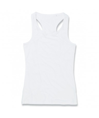 Majica bez rukava za žene ST8110WHI (White)