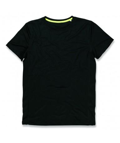 Majica s okruglim izrezom za muškarce ST8400BLO (Black Opal)