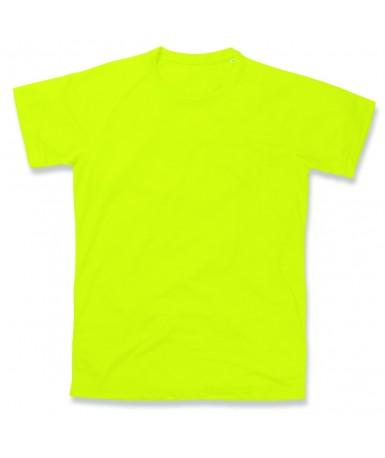 Majica s okruglim izrezom za muškarce ST8410CBY (Cyber Yellow)