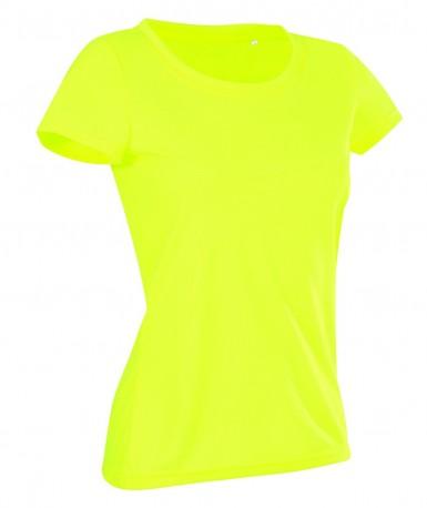 Majica s okruglim izrezom za žene ST8700CBY (Cyber Yellow)