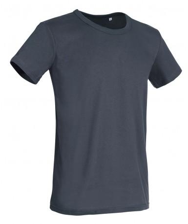 Majica s okruglim izrezom za muškarce ST9000SLG (Slate Grey)