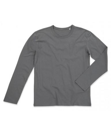 Majica s dugim rukavima za muškarce ST9040SLG (Slate Grey)