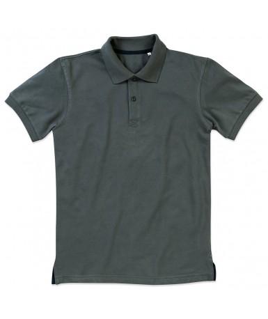 Polo-majica s kratkim rukavima za muškarce ST9050SLG (Slate Grey)