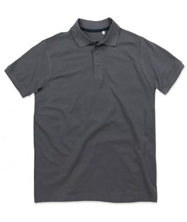 Polo-majica s kratkim rukavima za muškarce ST9060SLG (Slate Grey)
