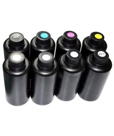 UV tinta za velike formate 500 ml   UV001 - UV010