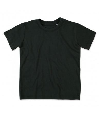 Majica s okruglim izrezom za djecu ST9370BLO (Black Opal)