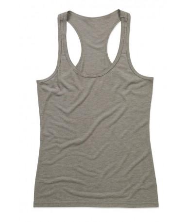 Majica bez rukava za žene ST9960VGR (Vintage Grey)