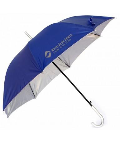 Kišobran sa plastičnom silver ručkom TM-049