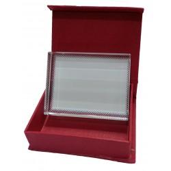 Kristalna foto ploča 8*6*2 cm | SM-027