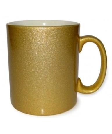 Sublimacijska šalica zlatna (gold) | SM-16G