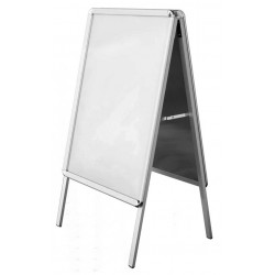 PS-168 I Poster stand, A0, 84*119cm, aluminijski, klik-klak okvir
