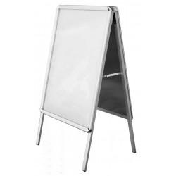 PS-165 I Poster stand, B2, 50*70cm, aluminijski, klik-klak okvir