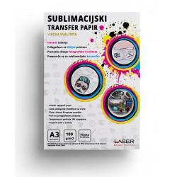 Papir za sublimaciju A3 VISOKA KVALITETA | TP002
