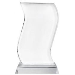 Kristalna figura val (Water Ripple cup) - Staklo za sublimaciju I SM-020
