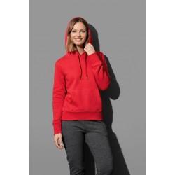 ST5700 | Pamučna majica s kapuljačom za žene