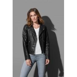 ST5350 | Kožna jakna za žene