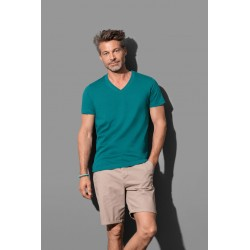 ST9210 | Majica s V-izrezom za muškarce