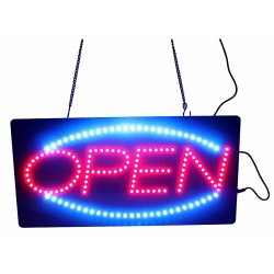 LED display OPEN | LD-110