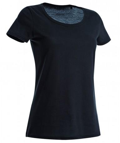 Majica sa okruglim izrezom za žene N1100BLK