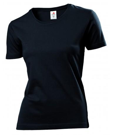 Majica s okruglim izrezom za žene ST2160BLO