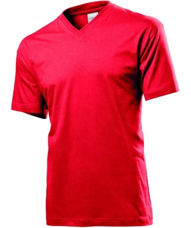 Majica s V-izrezom za muškarce ST2300SRE